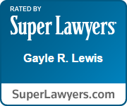 Gayle Lewis - Rated By Super Lawyers - Philadelphia Medical Malpractice Attorney